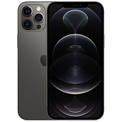 【SIMフリー】iPhone 12 Pro Max A14 Bionic 6.7型 ストレージ:128GB デュアルSIM(nano-SIMとeSIM) MGCU3J/A グラファイト