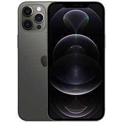 【SIMフリー】iPhone 12 Pro Max A14 Bionic 6.7型 ストレージ:512GB デュアルSIM(nano-SIMとeSIM) MGD33J/A グラファイト