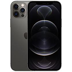 【SIMフリー】iPhone 12 Pro A14 Bionic 6.1型 ストレージ:256GB デュアルSIM(nano-SIMとeSIM) MGM93J/A グラファイト