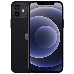【SIMフリー】iPhone 12 A14 Bionic 6.1型 ストレージ:256GB デュアルSIM(nano-SIMとeSIM) MGJ03J/A ブラック