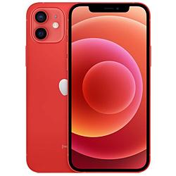【au】iPhone 12 A14 Bionic 6.1型 ストレージ:256GB デュアルSIM(nano-SIMとeSIM) MGJ23J/A (PRODUCT)RED
