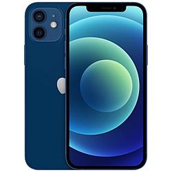 【au】iPhone 12 A14 Bionic 6.1型 ストレージ:256GB デュアルSIM(nano-SIMとeSIM) MGJ33J/A ブルー