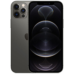 【au】iPhone 12 Pro A14 Bionic 6.1型 ストレージ:128GB デュアルSIM(nano-SIMとeSIM) MGM53J/A グラファイト