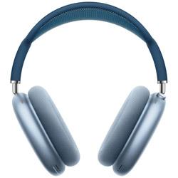 Apple(アップル) ブルートゥースヘッドホン AirPodsMax スカイブルー MGYL3J/A [マイク対応 /Bluetooth /ノイズキャンセリング対応]