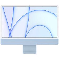 iMac Retina4.5K 24inch Apple M1 8コアCPU 8コアGPU 8GB 512GB MGPL3J/A ブルー iMac21.1