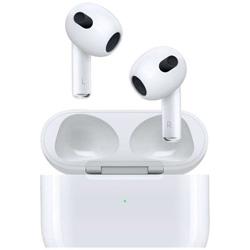 Apple(アップル) AirPods(第3世代)   MME73J/A [リモコン・マイク対応 /ワイヤレス(左右分離) /Bluetooth] ※発売日以降のお届け