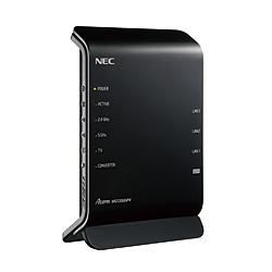 NEC(エヌイーシー) Wi-Fiルーター Aterm(エーターム)  PA-WG1200HP4 [ac/n/a/g/b]