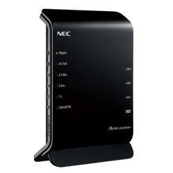 NEC(エヌイーシー) Wi-Fiルーター Aterm(エーターム)  PA-WG1200HS4 [ac/n/a/g/b]