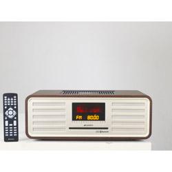 真空管ハイブリッドCDステレオ SMS-850BT  [Bluetooth対応 /ワイドFM対応]
