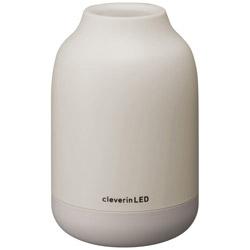 ドウシシャ クレベリンLED搭載 除菌・消臭器 ベージュ BCLGV-061-BE [適用畳数:6畳]