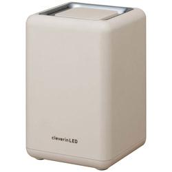 ドウシシャ クレベリンLED搭載 除菌・消臭器 ベージュ BCLGV-062-BE [適用畳数:6畳]