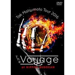 松本孝弘/Tak Matsumoto Tour 2016 -The Voyage- at 日本武道館 DVD