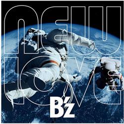 B'z/ NEW LOVE 通常盤 CD