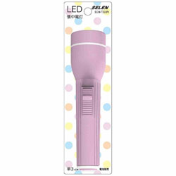 LED懐中電灯 SCM-T32-P ピンク