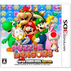 〔中古品〕 PUZZLE & DRAGONS SUPER MARIO BROS. EDITION(パズルアンドドラゴンズ スーパーマリオブラザーズ エディション)【3DSゲームソフト】   [ニンテンドー3DS]