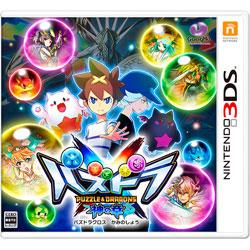 〔中古品〕 パズドラクロス 神の章【3DSゲームソフト】   [ニンテンドー3DS]