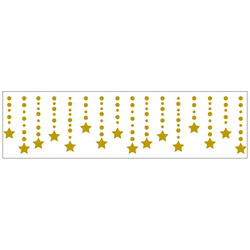 マスキングテープ 15mm(twinkle star) W02-MK-T0036