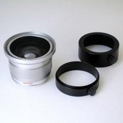 HOLGA120用魚眼レンズ Fisheye for HOLGA(シルバー)