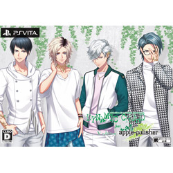 DYNAMIC CHORD feat.apple-polisher V edition 初回限定版 【PS Vitaゲームソフト】