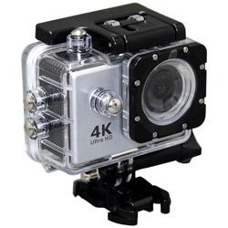 AC600 シルバー 4Kアクションカメラ