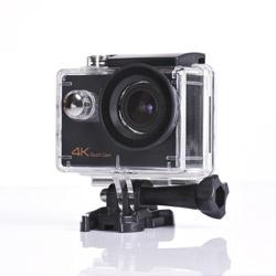 AC900B ブラック 4Kアクションカメラ
