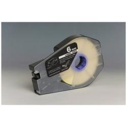 キヤノン ラベルテープカセット (6mmx30m) 白 TMLBC6W