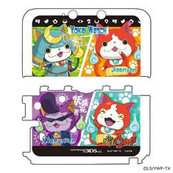 妖怪ウォッチ NINTENDO 3DS LL専用 カスタムハードカバー2 ジバニャンVer.【3DS LL】 [YW-10B]