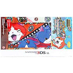 映画妖怪ウォッチ ニンテンドー3DS LL対応マイクロファイバークリーナー ジバニャン 【3DS LL】 [YW-27B]