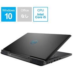 ノートPC Dell G7 7588 NG55-8NLCLB ブラック [Core i5・15.6インチ・SSD128GB+HDD1TB・メモリ8GB]