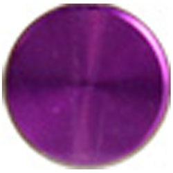 Apple用 アルミホームボタン プレインシリーズ (パープル) IPA04-12D057