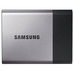 SAMSUNG サムスン 【在庫限り】 MU-PT250B/IT 外付けSSD T3シリーズ [ポータブル型]