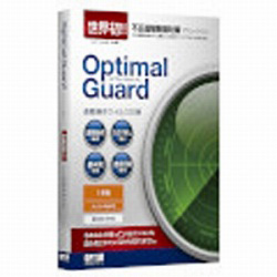 Optimal Guard (1年版/3台) Win/CD