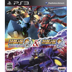 [Used] Super Robot Wars OG INFINITE BATTLE & Super Robot Wars OG Dark Prison [PS3]