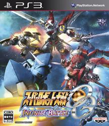 【在庫限り】 スーパーロボット大戦OG INFINITE BATTLE 【PS3ゲームソフト】