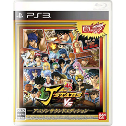 Used] J Stars Victory VS Anison sound edition [PS3