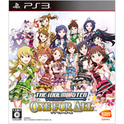 [Used] The Idolmaster One For All Normal Edition PS3]