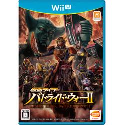 仮面ライダー バトライド・ウォーII 通常版【Wii U】