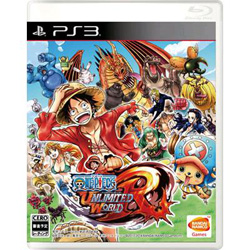 [Used] One Piece Unlimited World R [PS3]