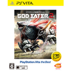 GOD EATER 2 PlayStation Vita the Best【PS Vitaゲームソフト】   [PSVita]