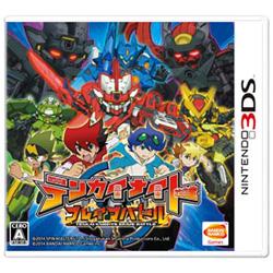 【在庫限り】 テンカナイト ブレイブバトル 【3DSゲームソフト】