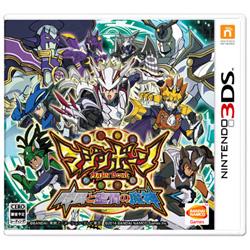 【在庫限り】 マジンボーン 時間と空間の魔神 【3DSゲームソフト】