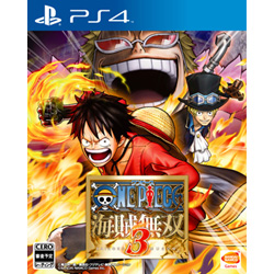 [Used] One Piece Pirate Musou 3 [PS4]