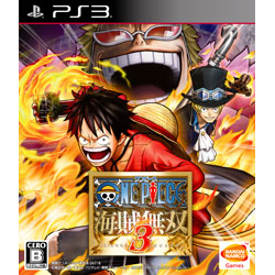 [Used] One Piece Pirate Musou 3 [PS3]