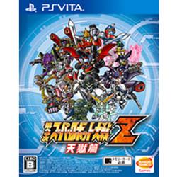 [Used] 3rd Super Robot Wars Z Tengoku hen [PSVita]