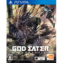 [使用] GOD EATER RESURRECTION [PSVita的]