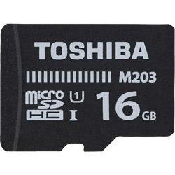microSDHCカード MU-Jシリーズ<M203> MU-J016GX [16GB /Class10]