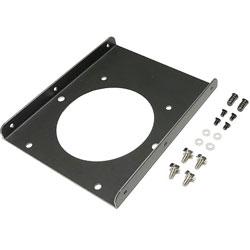 2.5インチSSD/HDD→3.5インチ変換マウンタ N-MT308 ブラック