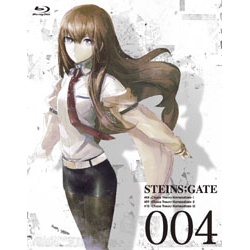 [Used] STEINS; GATE (Stein's gate) Vol. 4 Limited Edition [Blu-ray]