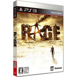 [Used] RAGE [PS3]