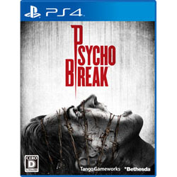 [Used] Psycho break [PS4]